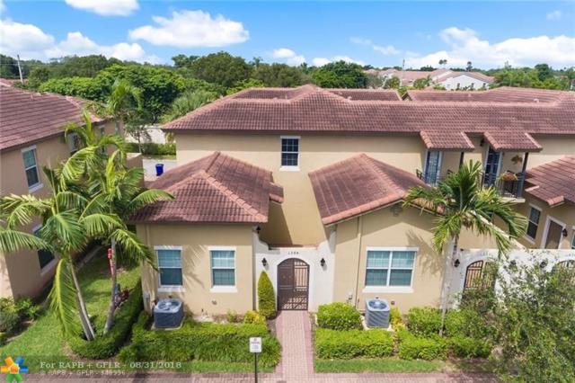 1506 SW 147th Ter #0, Pembroke Pines, FL 33027 (MLS #F10138733) :: Green Realty Properties
