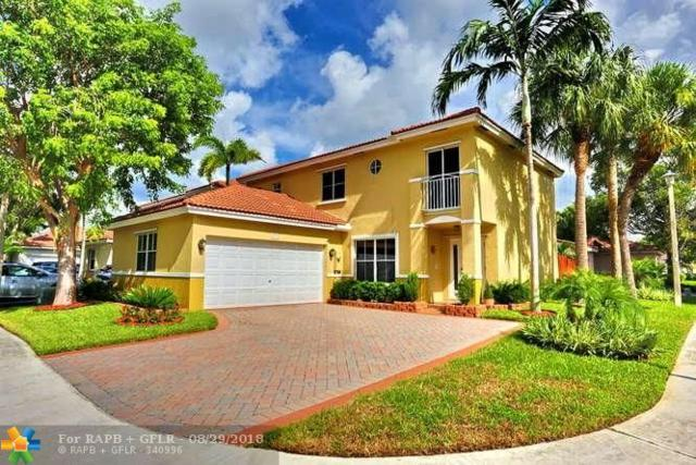 4719 NW 5th Ct, Coconut Creek, FL 33063 (MLS #F10138734) :: Green Realty Properties