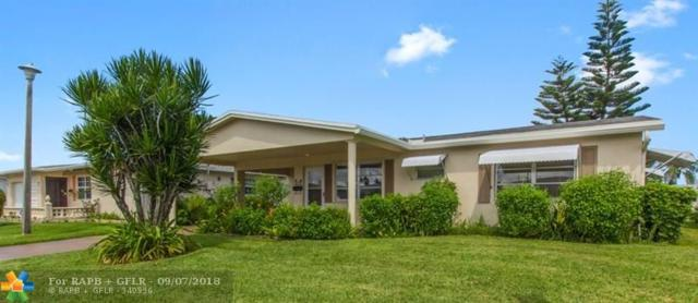 1395 NW 70th Ln, Margate, FL 33063 (MLS #F10138775) :: Green Realty Properties