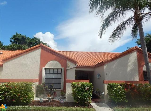 23 Centennial Ct #23, Deerfield Beach, FL 33442 (MLS #F10138790) :: Green Realty Properties