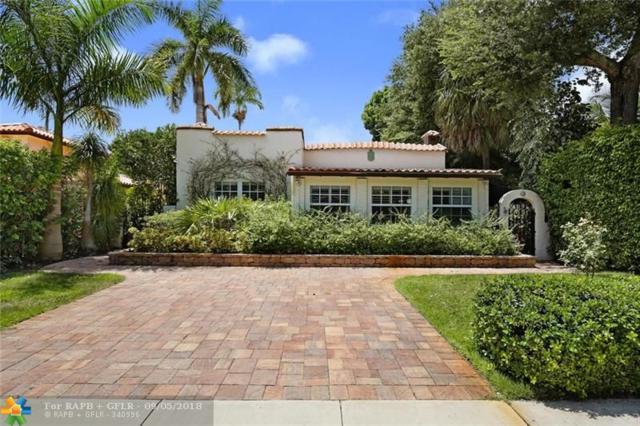 613 SE 12th Ter, Fort Lauderdale, FL 33301 (MLS #F10138836) :: Green Realty Properties