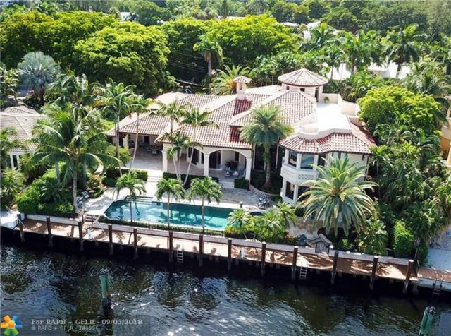 1225 E Lake Dr, Fort Lauderdale, FL 33316 (MLS #F10138869) :: Green Realty Properties