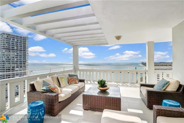 2000 S Ocean Dr Ph 3, Fort Lauderdale, FL 33316 (MLS #F10138883) :: Green Realty Properties