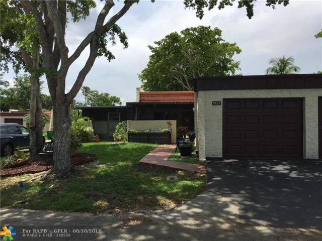 9827 NW 65th Ct A, Tamarac, FL 33321 (MLS #F10138909) :: Green Realty Properties