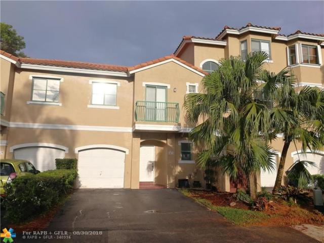 1473 NW 126th Way #1473, Sunrise, FL 33323 (MLS #F10138910) :: Green Realty Properties