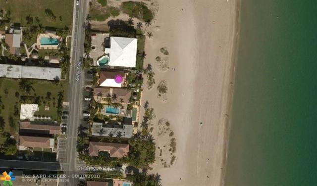 300 Briny Ave, Pompano Beach, FL 33062 (MLS #F10138940) :: Green Realty Properties
