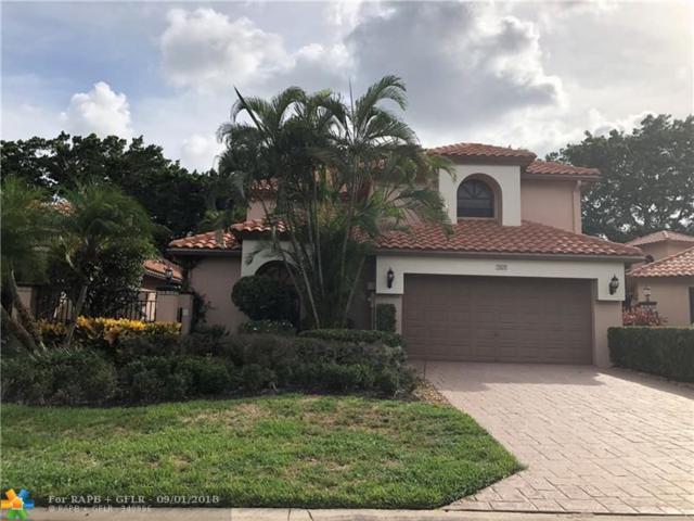 5809 NW 21st Way, Boca Raton, FL 33496 (MLS #F10138968) :: Green Realty Properties