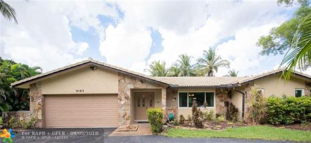 9183 Shadow Wood Blvd, Coral Springs, FL 33071 (MLS #F10138978) :: Green Realty Properties