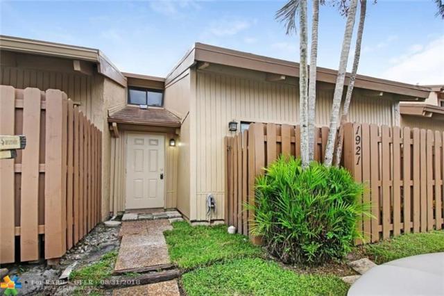 1921 SW 82nd Ave #1921, Davie, FL 33324 (MLS #F10138987) :: Green Realty Properties