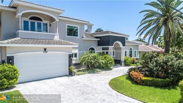 2349 NE 28th St, Lighthouse Point, FL 33064 (MLS #F10139079) :: Green Realty Properties