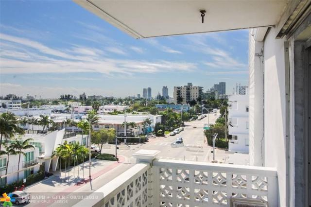 1614 West Ave #601, Miami Beach, FL 33139 (MLS #F10139095) :: Green Realty Properties