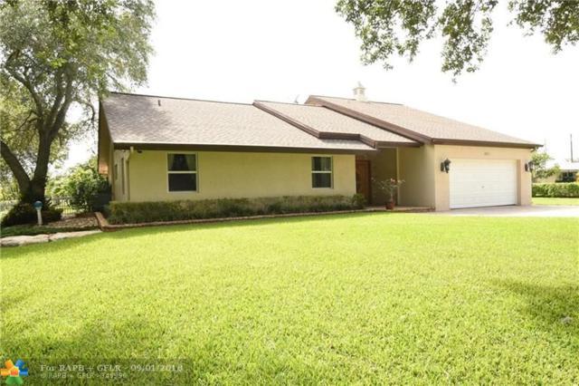 4621 SW 108th Ave, Davie, FL 33328 (MLS #F10139141) :: Green Realty Properties