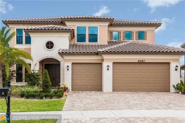 8280 NW 115th Way, Parkland, FL 33076 (MLS #F10139148) :: Green Realty Properties