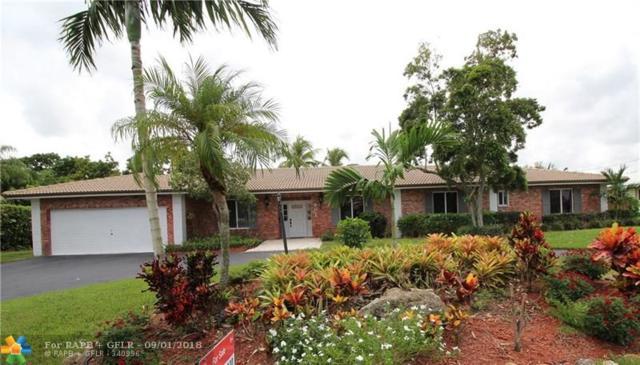 801 W Tropical Way, Plantation, FL 33317 (MLS #F10139155) :: Green Realty Properties