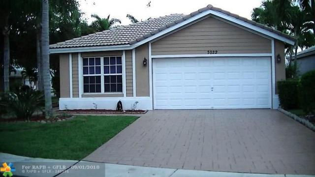 7022 NW 75th St, Parkland, FL 33067 (MLS #F10139169) :: Green Realty Properties