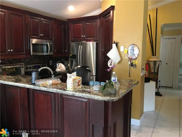 6332 Duval Dr, Margate, FL 33063 (MLS #F10139265) :: Green Realty Properties