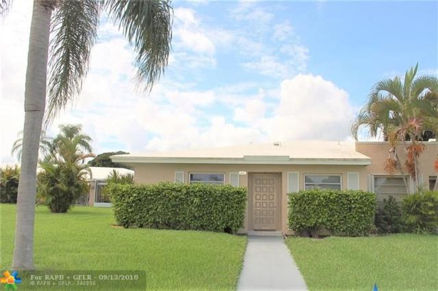 8913 Belle Aire Ct #377, Boca Raton, FL 33433 (MLS #F10139286) :: Green Realty Properties