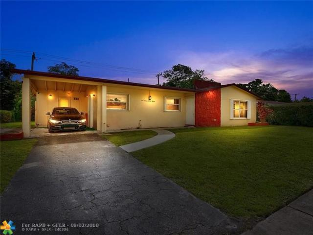 19315 NW 19th Ct, Miami Gardens, FL 33056 (MLS #F10139290) :: Green Realty Properties