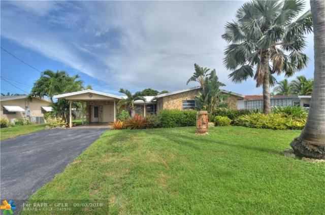1971 NW 33rd St, Oakland Park, FL 33309 (MLS #F10139367) :: Green Realty Properties