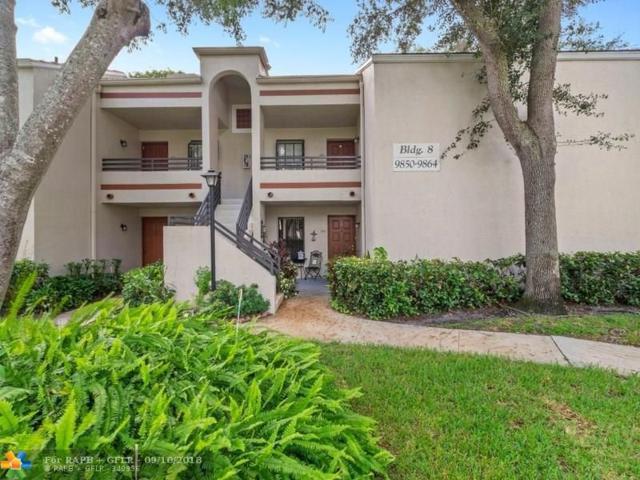 9854 NW 3rd Ct #9854, Plantation, FL 33324 (MLS #F10139379) :: Green Realty Properties
