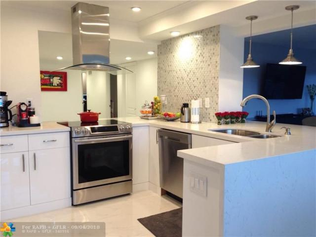 3750 Galt Ocean Dr #306, Fort Lauderdale, FL 33308 (MLS #F10139414) :: Green Realty Properties