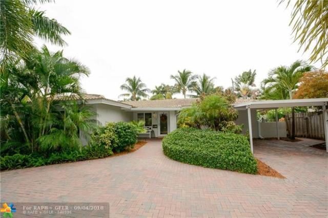 276 Hibiscus Ave, Lauderdale By The Sea, FL 33308 (MLS #F10139482) :: Green Realty Properties