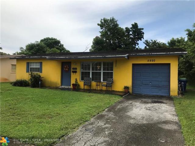 5920 NW 16th Ct, Sunrise, FL 33313 (MLS #F10139530) :: Green Realty Properties