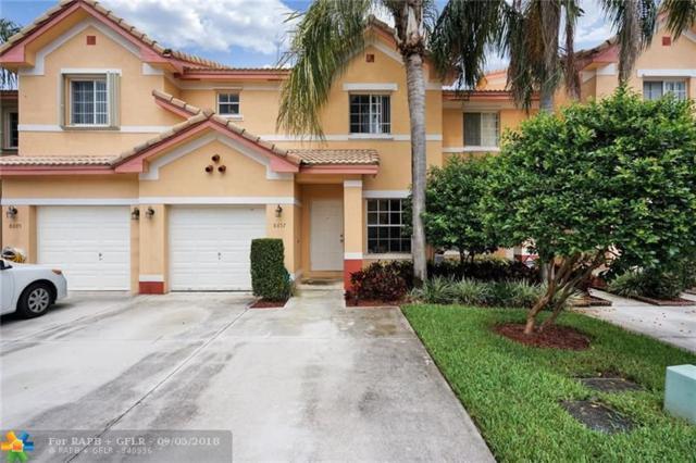 8657 SW 22 CT #8657, Miramar, FL 33025 (MLS #F10139619) :: Green Realty Properties