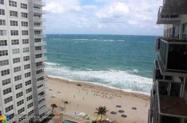 3700 Galt Ocean Dr #1202, Fort Lauderdale, FL 33308 (MLS #F10139651) :: Green Realty Properties