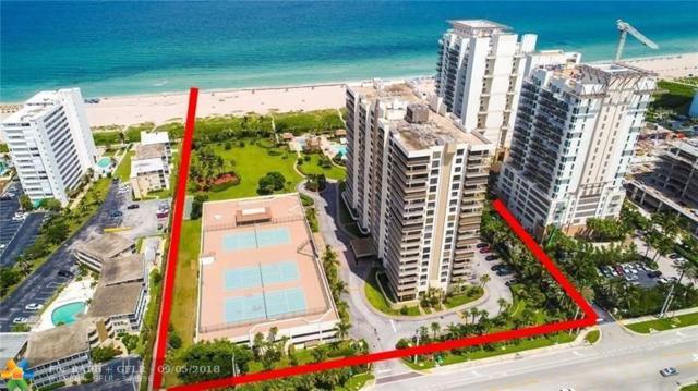 3400 N Ocean Dr #202, Singer Island, FL 33404 (MLS #F10139745) :: Green Realty Properties