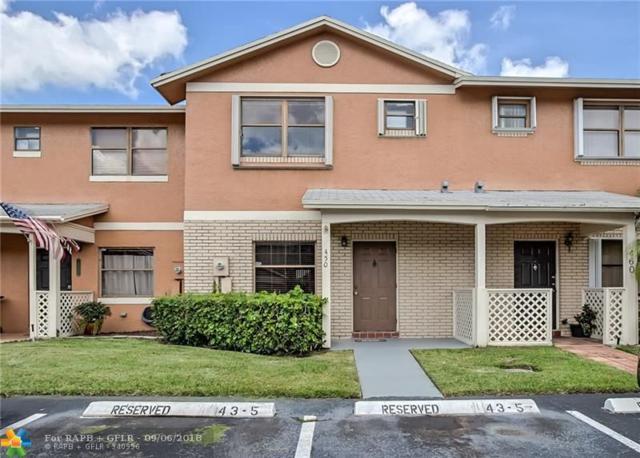 450 NW 103rd Ter #450, Pembroke Pines, FL 33026 (MLS #F10139787) :: Green Realty Properties