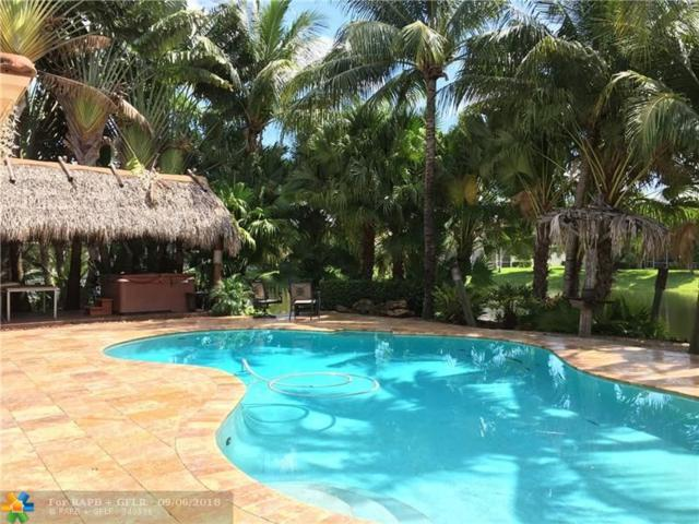 5115 NW 57th Ter, Coral Springs, FL 33067 (MLS #F10139788) :: Green Realty Properties