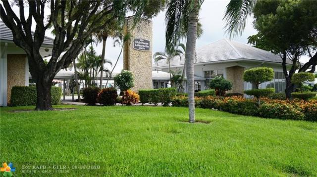 2850 W Golf Blvd #110, Pompano Beach, FL 33064 (MLS #F10139868) :: Green Realty Properties