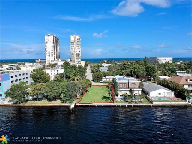 201 S Riverside Dr, Pompano Beach, FL 33062 (MLS #F10139879) :: Green Realty Properties