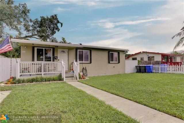 6405 Perry St, Hollywood, FL 33024 (MLS #F10139925) :: Green Realty Properties
