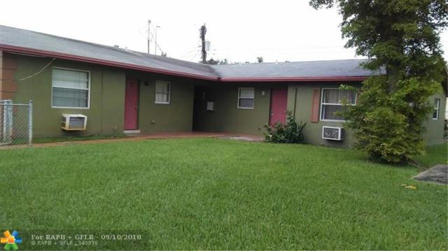1620 NW 52nd Ave, Lauderhill, FL 33313 (MLS #F10139941) :: Green Realty Properties