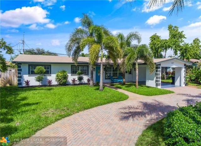 5271 NE 19th Ave, Fort Lauderdale, FL 33308 (MLS #F10139946) :: Green Realty Properties