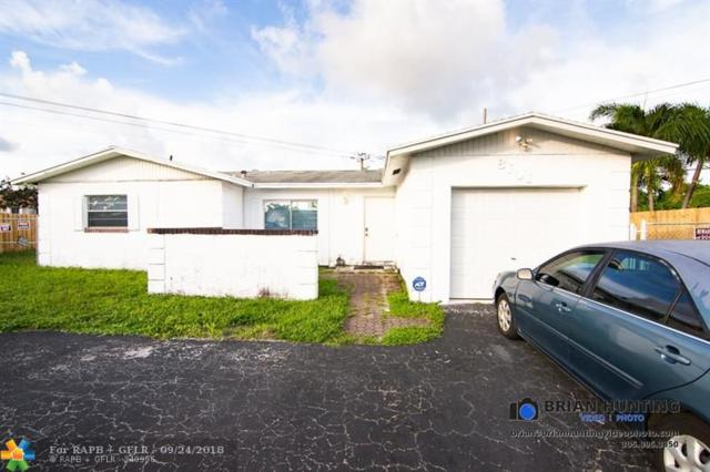 8101 SW 3rd St, North Lauderdale, FL 33068 (MLS #F10139947) :: Green Realty Properties
