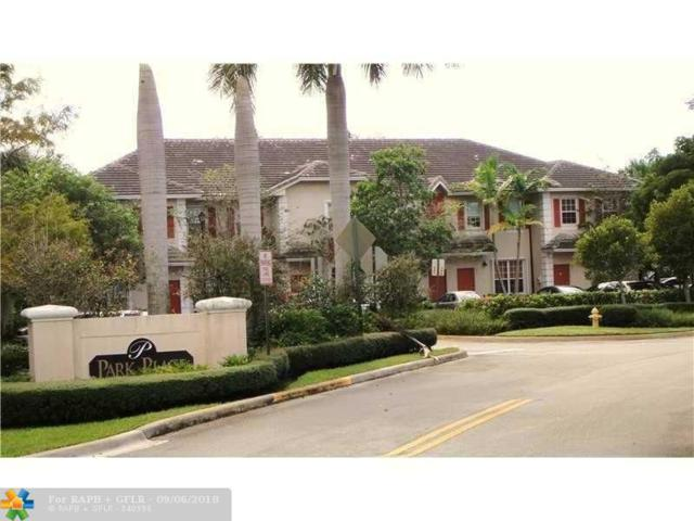 719 NW 42nd Ave #719, Plantation, FL 33317 (MLS #F10139966) :: Green Realty Properties