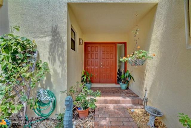 8533 NW 9th Pl #8533, Plantation, FL 33324 (MLS #F10140007) :: Green Realty Properties
