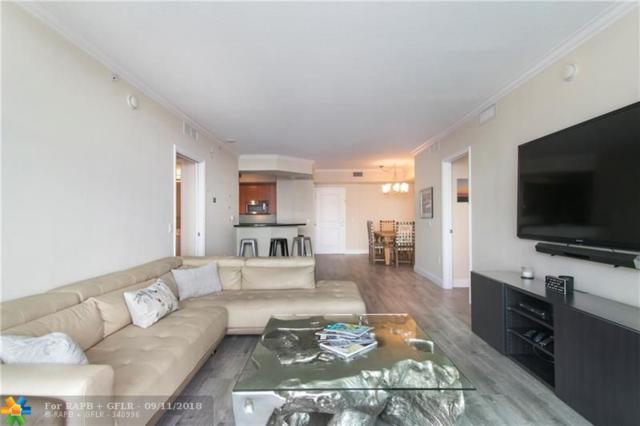 350 SE 2nd St #2450, Fort Lauderdale, FL 33301 (MLS #F10140040) :: Green Realty Properties