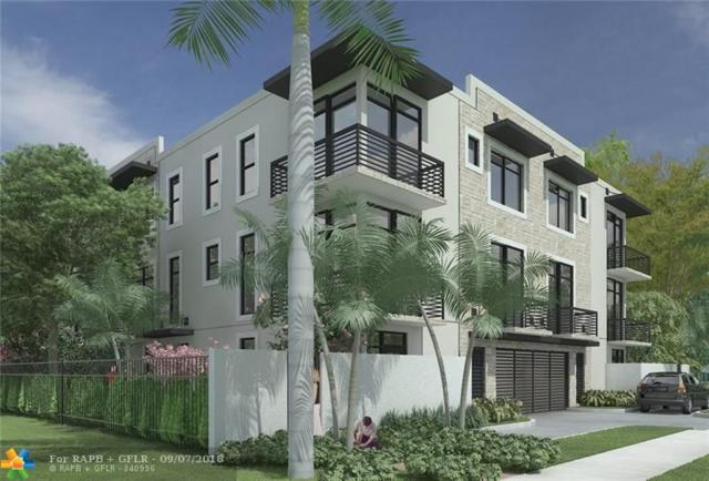 909 NE 16th Ter #5, Fort Lauderdale, FL 33304 (MLS #F10140053) :: The O'Flaherty Team