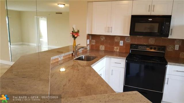 2334 S Cypress Bend Dr #711, Pompano Beach, FL 33069 (MLS #F10140063) :: Green Realty Properties