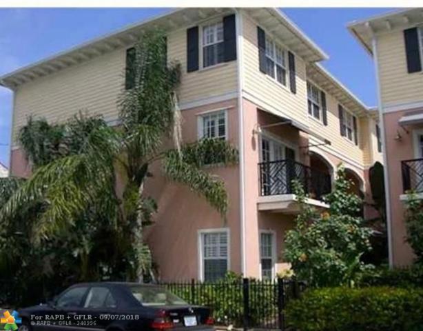 462 NE 2nd Ave #24, Fort Lauderdale, FL 33301 (MLS #F10140069) :: Green Realty Properties