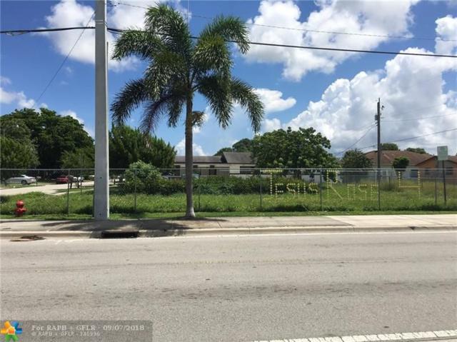 0 NW 5th St, Pompano Beach, FL 33069 (MLS #F10140083) :: Green Realty Properties