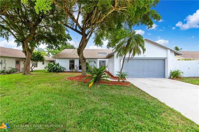 289 NW 41st Way, Deerfield Beach, FL 33442 (MLS #F10140133) :: Green Realty Properties