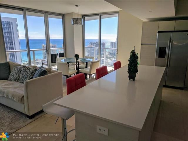 2600 E Hallandale Beach Blvd #3201, Hallandale, FL 33009 (MLS #F10140224) :: Green Realty Properties