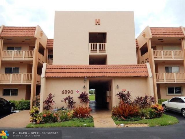 6890 Royal Palm Blvd 208H, Margate, FL 33063 (MLS #F10140265) :: Green Realty Properties