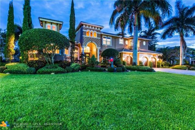 3077 Lake Ridge Ln, Weston, FL 33332 (MLS #F10140348) :: The O'Flaherty Team