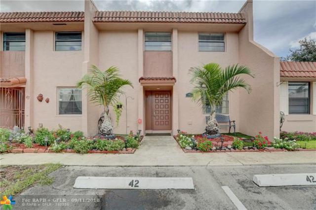 42 Cortez Way 3-40, Davie, FL 33324 (MLS #F10140359) :: Green Realty Properties